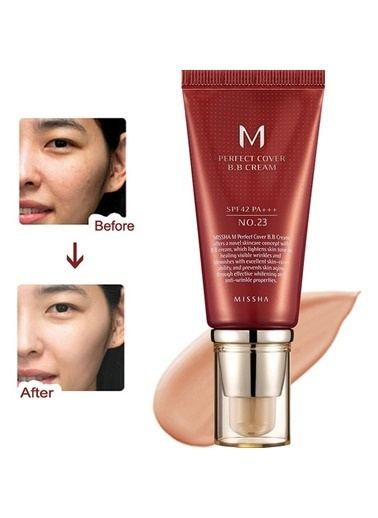 Missha M Perfect Cover Bb Cream No: 23 Bej